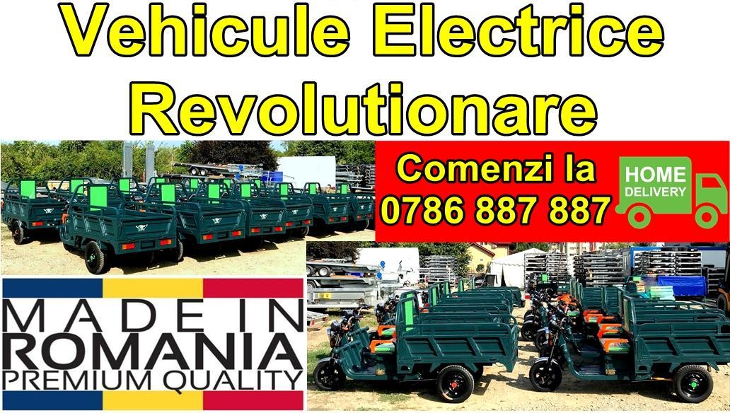 Vehicule electrice revolutionare
