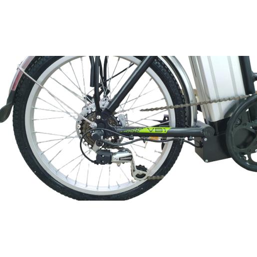 Bicicletă Pliabilă, Electrică, Voltarom, Shimano, B1 - 250 W