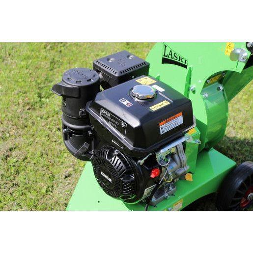 Tocator Crengi, Cu Motor Termic Laski LS 65-CH