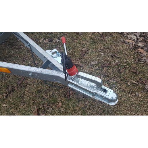 Remorcă Moto - ATV, Repo Moto PEA 2111/07, 3 Posturi, Al-Ko, 750 Kg