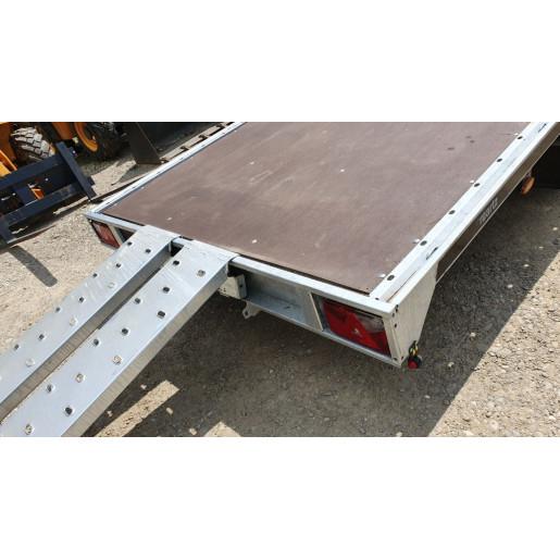 rampe incarcare ajustabile dupa ecartamentul vehiculului
