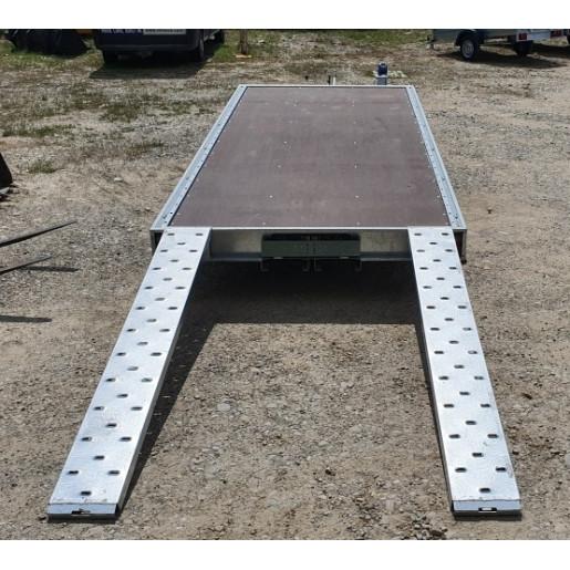 platforma cu rampe incarcare ajustabile