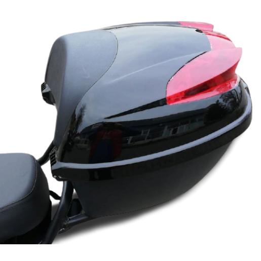 Scuter Electric (Bicicletă) Cu Pedale Voltarom SXL - 220 W, Baterie Li-Ion, autonomie 60km