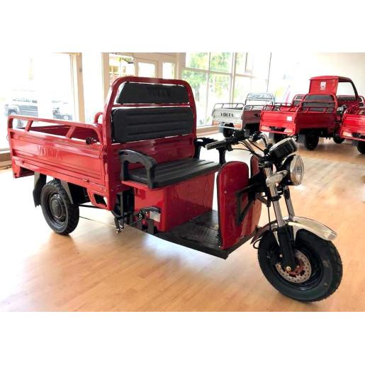 Triciclu Electric - Voltarom Hercules - Tuk Tuk - Camionetă 297x130 Cm 3900W