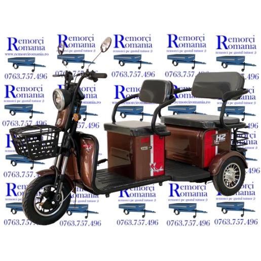 Triciclu Electric De Persoane - Free-Ride