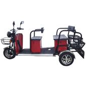 Triciclu electric de persoane, Voltarom M5, 3500W, autonomie 50km