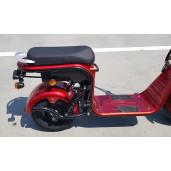 scuter electric, spate