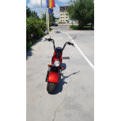 citycoco scuter, fata