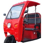 Cabina Triciclu Electric, Voltarom Hercules