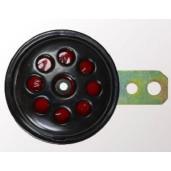 Claxon 72V, Pentru Triciclu Electric Voltarom Hercules