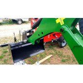 Miniexcavator Chargeur Libellule, Greutate de operare 800 Kg, 8318 Euro, TVA Inclus