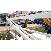 Nacela Electrica Parma 12 Platforma articulata pentru inaltimi de lucru de pana la 12 m - 20049 Euro Tva Inclus