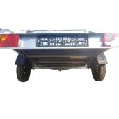 Remorcă Auto, Platformă, ATV, Basculabila, Repo, Mono Ax, AL-KO, Star mini RDS 2412, 240x125x40Cm, 750 Kg