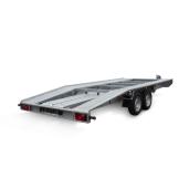 Remorca, Platforma Auto, Martz, AL-KO, Dublu Ax, Cu Sistem De Franare 500x210 cm, 3500 kg