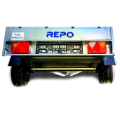 Remorca Repo Cu Prelata, Star Mini-RRS, Al-Ko, Mono Ax 205x115x34 Cm, 750 Kg