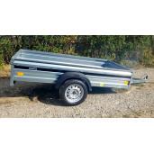Remorca Auto Martz Eco 2010+, Mono Ax, AL-KO 200x106x32 Cm, 750 kg
