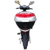 Scuter Electric (Bicicletă), Fără Permis, Cu Pedale Voltarom SX - 220 W, autonomie 60km